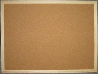 Bulletin Cork Board